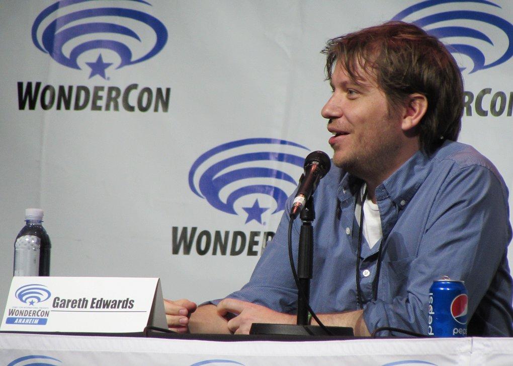 WonderCon, Godzilla, Gareth Edwards