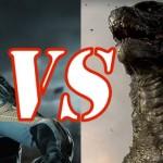 Silly Superhero Situations #3: Wolverine Versus Godzilla