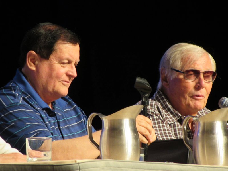Phoenix Comicon, Batman, Burt Ward, Adam West