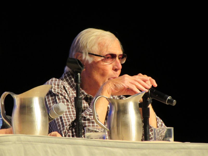 Phoenix Comicon, Batman, Adam West