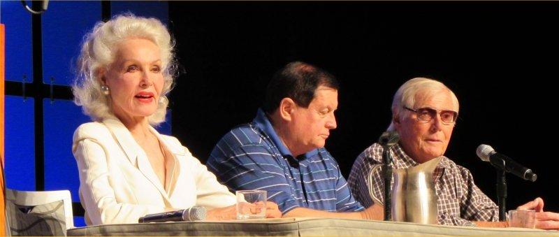 Phoenix Comicon, Julie Newmar, Burt Ward, Adam West