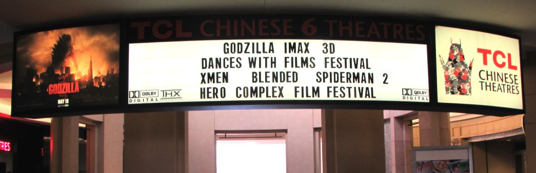 Los Angeles Times Hero Complex Film Festival