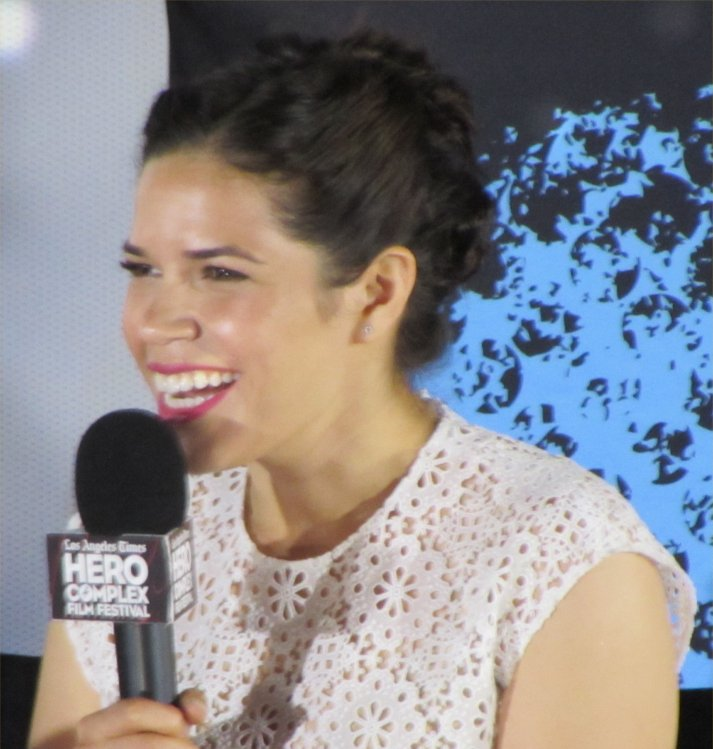 How To Train Your Dragon 2, Los Angeles Times Hero Complex Film Festival,  America Ferrera
