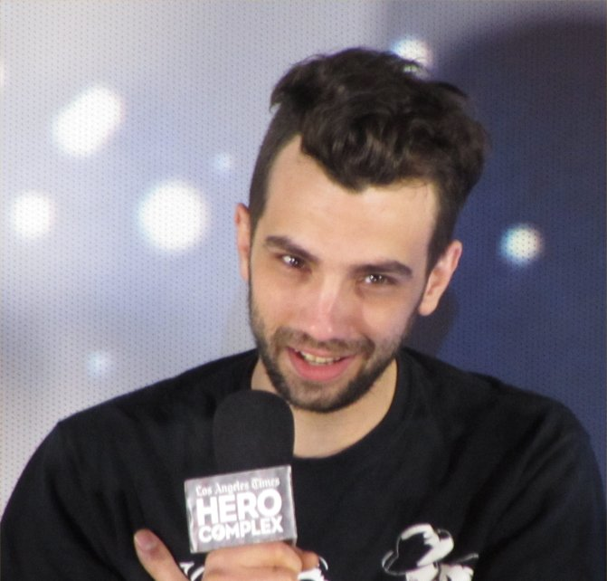 How To Train Your Dragon 2, Los Angeles Times Hero Complex Film Festival, Jay Baruchel