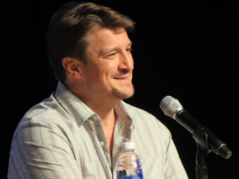 Phoenix Comicon, Nathan Fillion