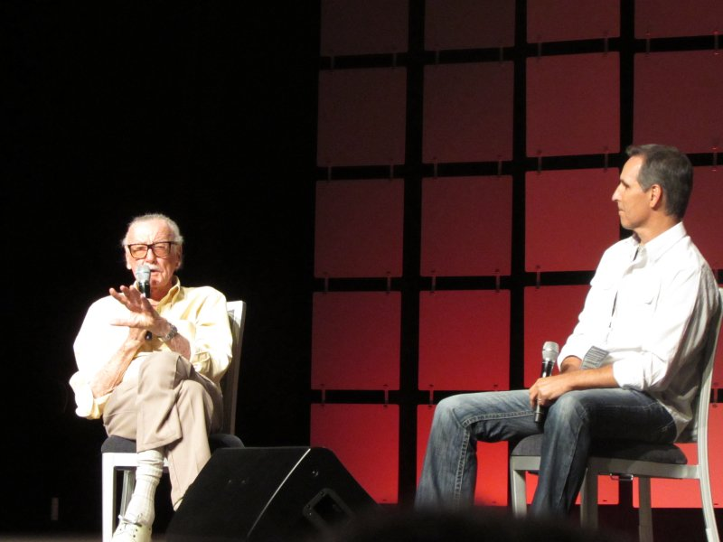 Phoenix Comicon, Stan Lee, Todd McFarlane