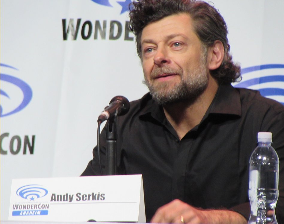 WonderCon, Dawn of the Planet of the Apes, Andy Serkis