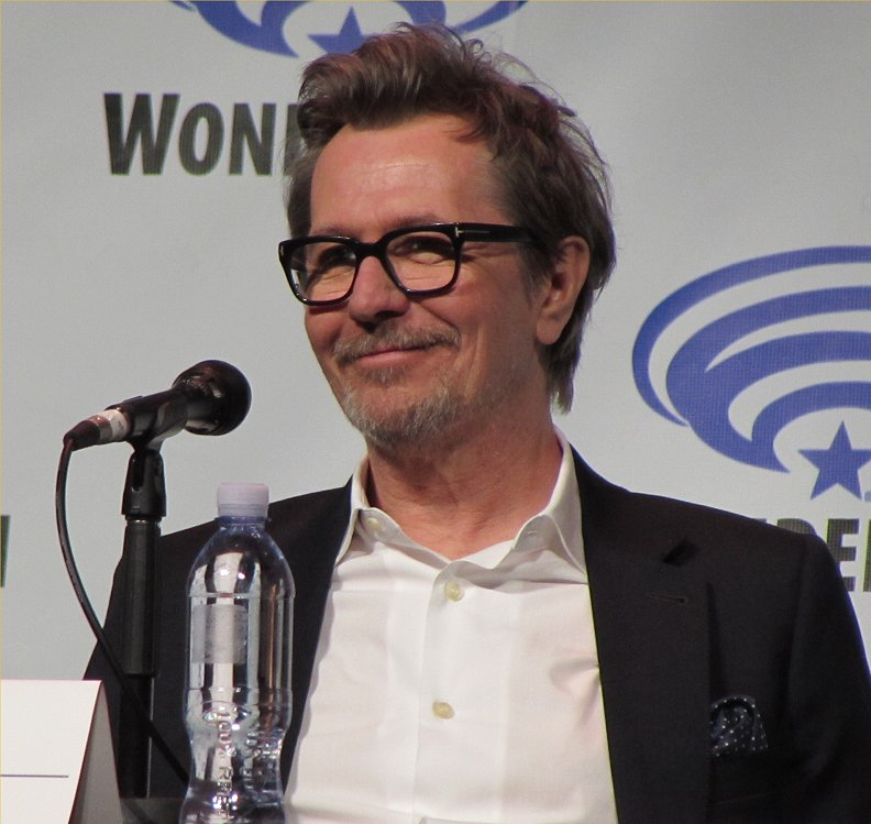 WonderCon, Dawn of the Planet of the Apes, Gary Oldman