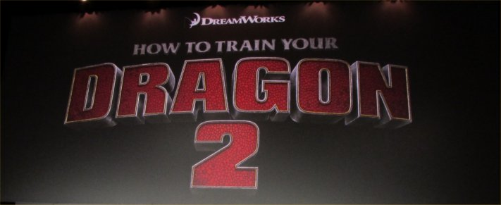 WonderCon How to Train Your Dragon 2