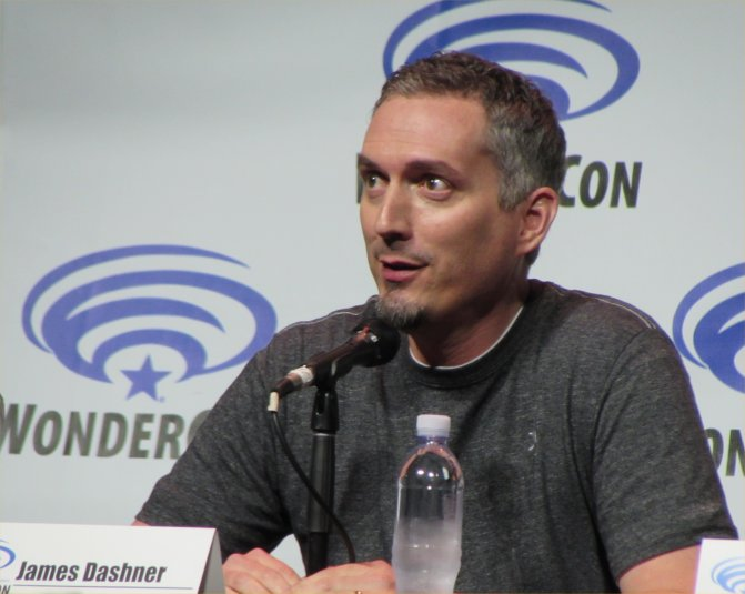 WonderCon, Maze Runner, James Dashner
