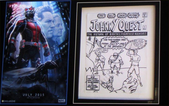 SDCC 2014, San Diego Comic-Con, Marvel, Ant-Man
