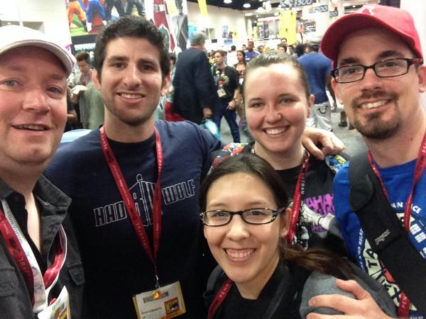 SDCC 2014, San Diego Comic-Con, EnglishmanSDCC