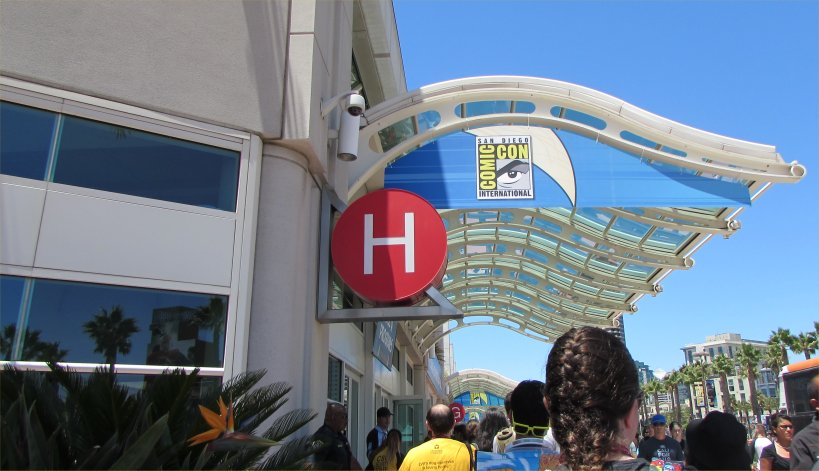 San Diego Comic-Con, SDCC 2014, Hall H