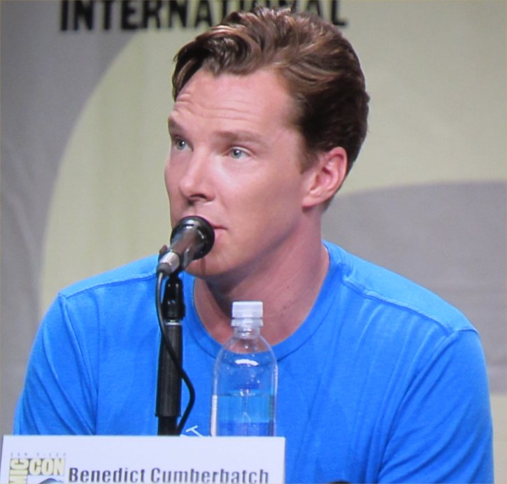 SDCC 2014, San Diego Comic-Con, The Hobbit: The Battle of the Five Armies, Warner Bros., Benedict Cumberbatch, Smaug