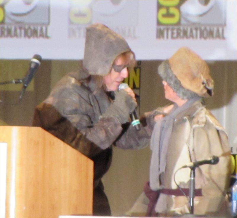 SDCC 2014, San Diego Comic-Con, The Hobbit: The Battle of the Five Armies, Warner Bros., Stephen Colbert, Laketown Spy