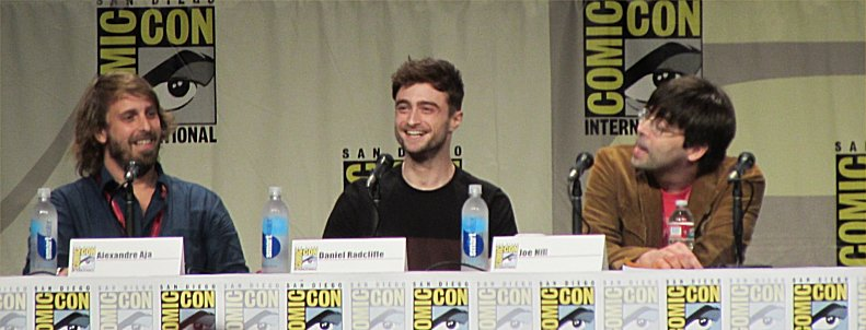 SDCC 2014, San Diego Comic-Con 2014, Horns, Daniel Radcliffe