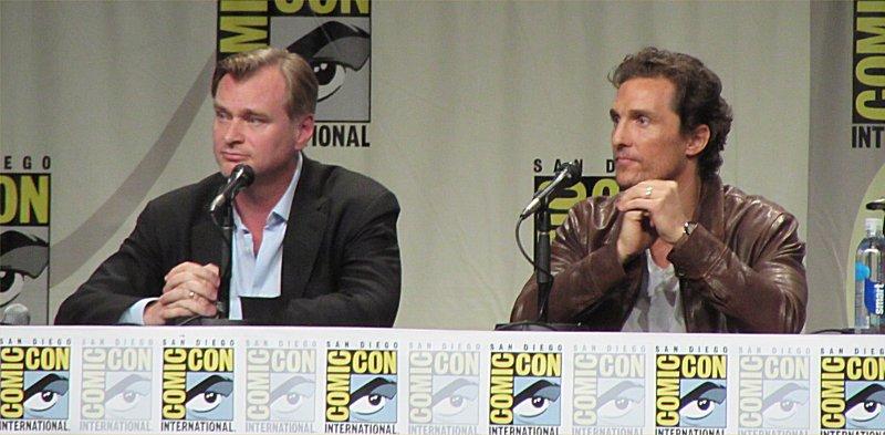 San Diego Comic-Con 2014, SDCC 2014, Interstellar, Christopher Nolan, Matthew McConaughey