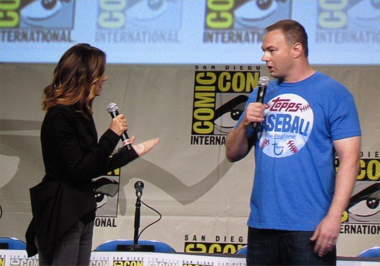 SDCC 2014, San Diego Comic-Con, Legendary, CEO, Thomas Tull