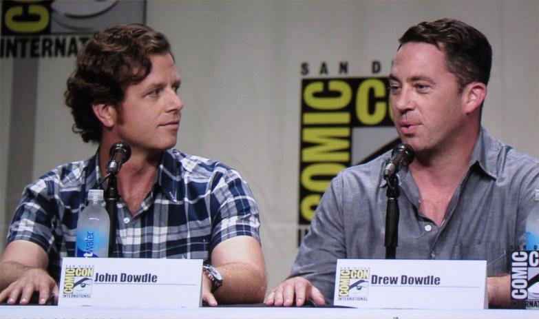 SDCC 2014, San Diego Comic-Con, Legendary panel, As Above So Below, John Dowdle, Drew Dowdle