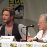 SDCC 2014, San Diego Comic-Con, Legendary panel, Blackhat, Michael Mann, Chris Hemsworth