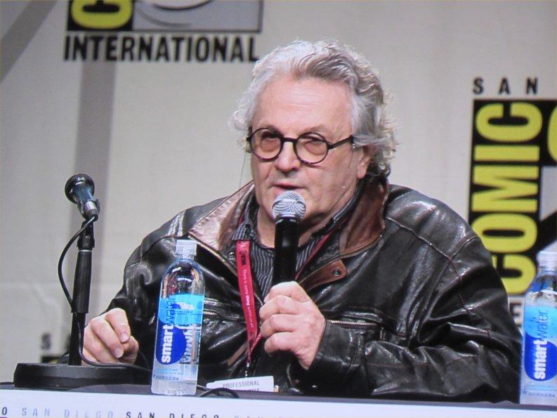 SDCC 2014, San Diego Comic-Con, Mad Max: Fury Road, Warner Bros.