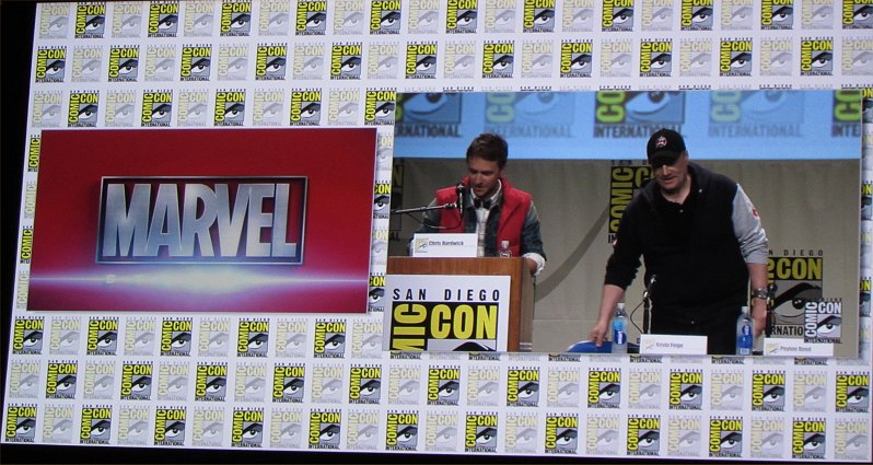 SDCC 2014, San Diego Comic-Con, Marvel
