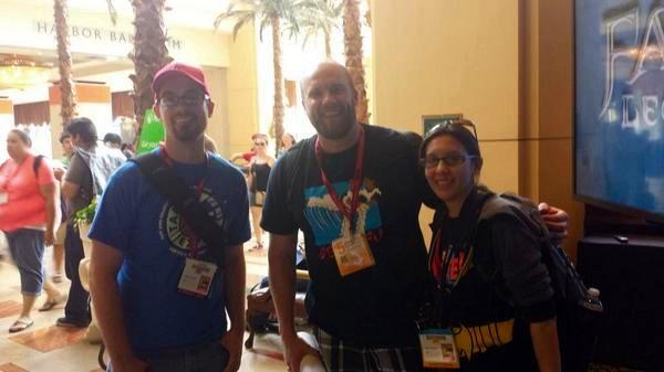 SDCC 2014, San Diego Comic-Con, Nerd Fu