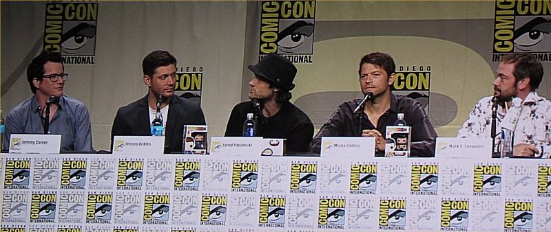 SDCC 2014, San Diego Comic-Con, Supernatural