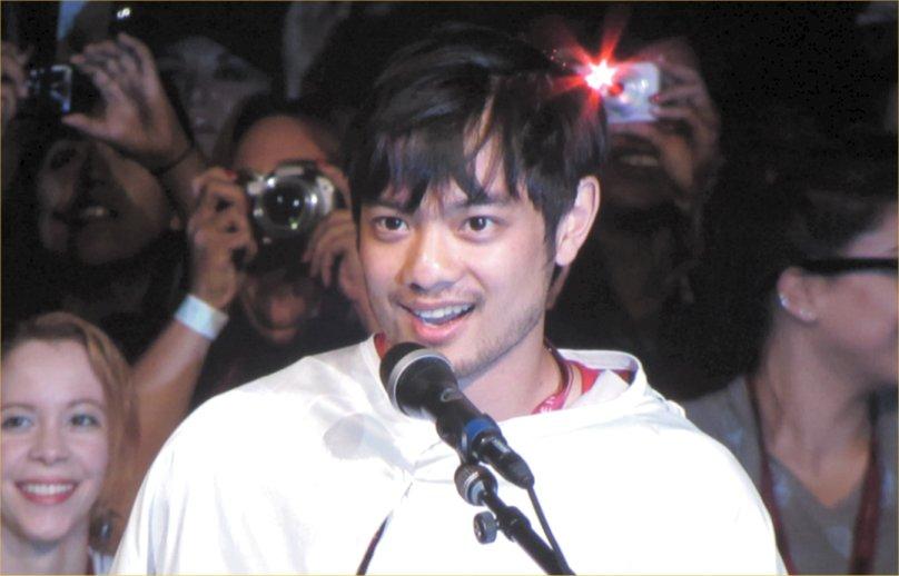 SDCC 2014, San Diego Comic-Con, Supernatural, Osric Chau