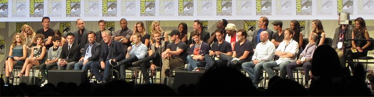 SDCC 2014, San Diego Comic-Con, Warner Bros. Television, DC Comics, The Flash, Gotham, Arrow, Constantine