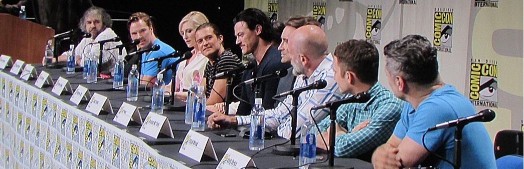 SDCC 2014, San Diego Comic-Con, The Hobbit, Warner Bros.