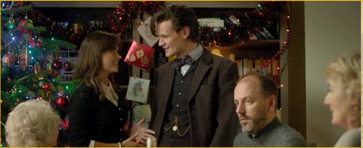 Doctor Who, Christmas Special 2013, The Time of the Doctor