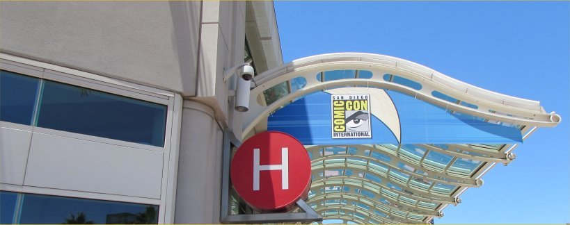 SDCC, SDCC 2014, San Diego Comic-Con, Hall H, wristbands