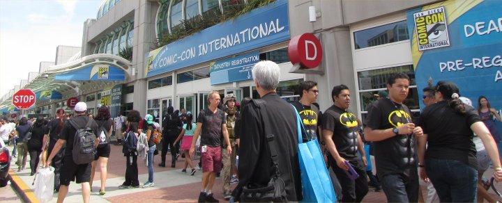 SDCC 2014, SDCC, San Diego Comic-Con
