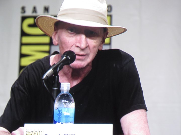 SDCC, SDCC 2014, San Diego Comic-Con, Sin City: A Dame to Kill For, Frank Miller