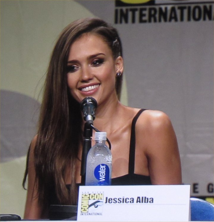 SDCC, SDCC 2014, San Diego Comic-Con, Sin City: A Dame to Kill For, Jessica Alba