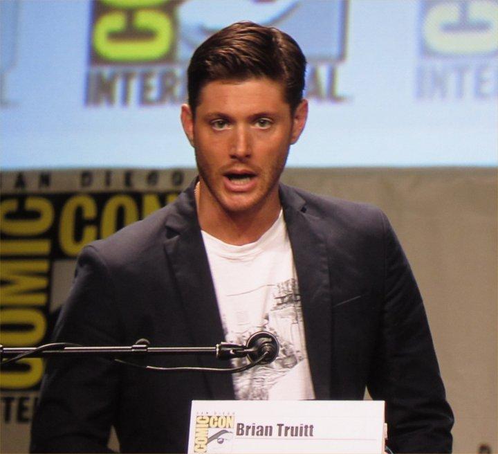 SDCC, SDCC 2014, San Diego Comic-Con, Supernatural, Jensen Ackles