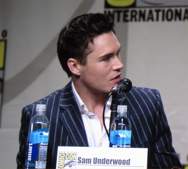 SDCC, SDCC 2014, San Diego Comic-Con, The Following, Sam Underwood