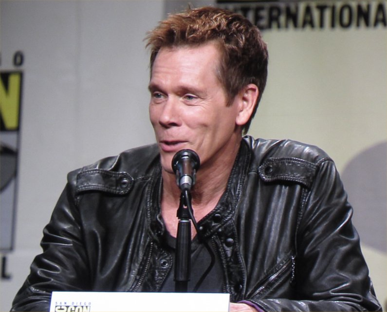 SDCC, SDCC 2014, San Diego Comic-Con, The Following, Kevin Bacon