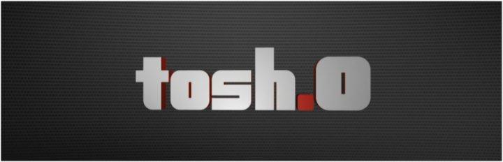 Tosh.0 taping