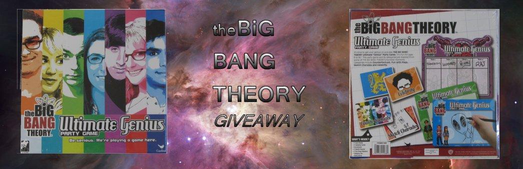 The Big Bang Theory, Giveaway