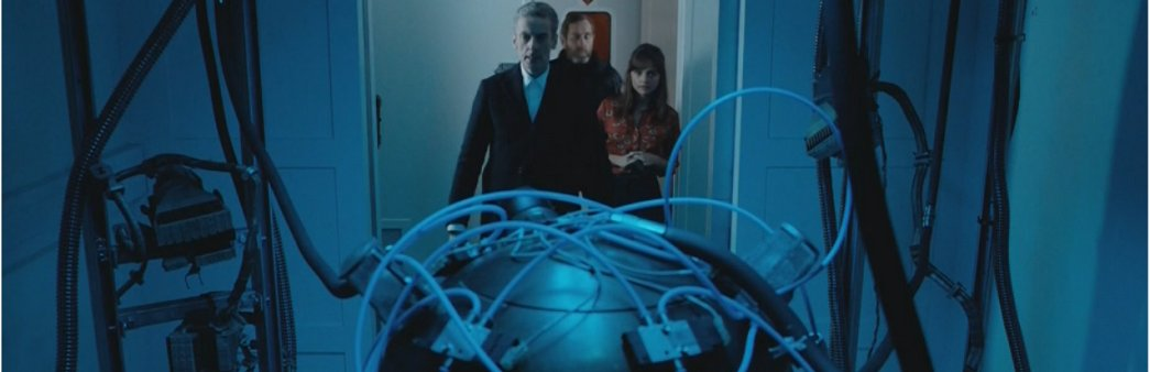 Doctor Who, Season 8 Episode 2, Into the Dalek
