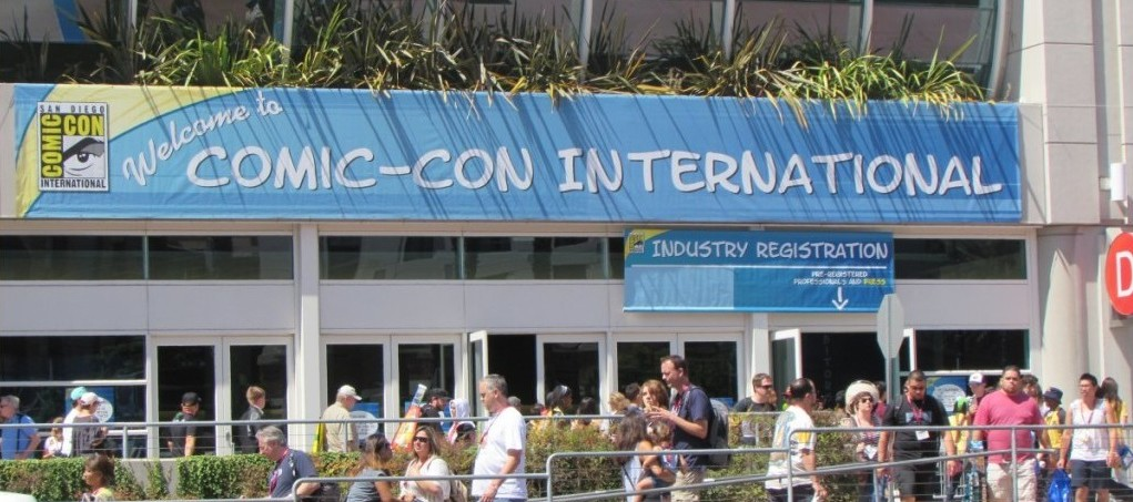 Welcome to Comic-Con International, SDCC
