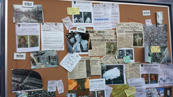 The Flash Bulletin Board, Star Labs Mobile Research Unit