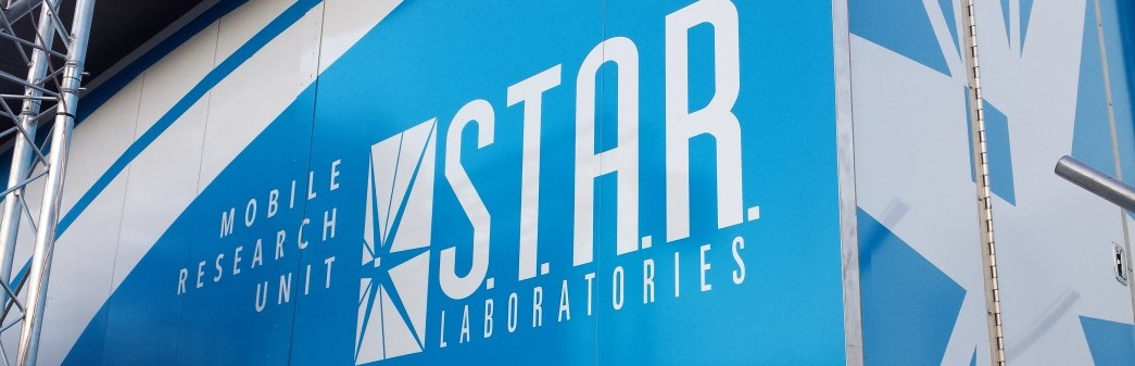 STAR Labs Mobile Research Unit, The Flash, STAR Laboratories