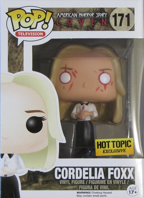 American Horror Story, Coven, Cordelia Foxx, Hot Topic Exclusive, Blind