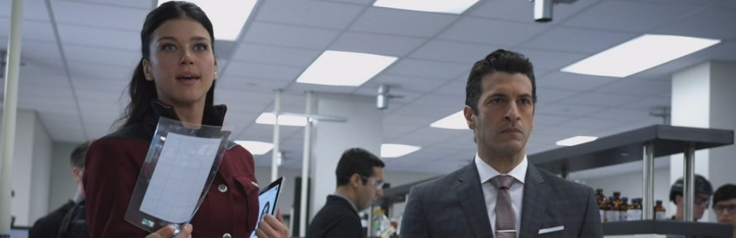 Agents of SHIELD, Season 2 Episode 5, A Hen in the Wolfhouse, Bobbi Morse
