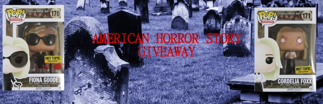 American Horror Story, Coven, Giveaway, Fiona Goode, Cordelia Foxx