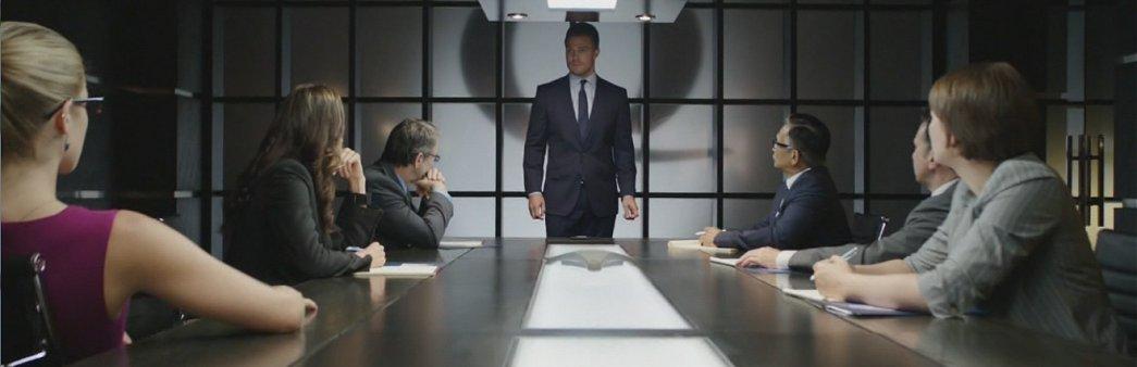 Arrow, Season 3 Episode 1, The Calm