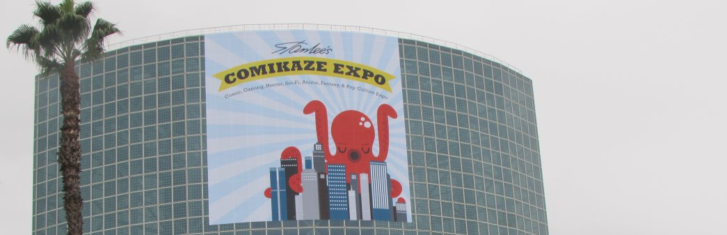 Stan Lee's Comikaze Expo 2014: Friday Recap